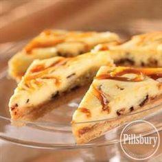 Praline Bars from Pillsbury® Baking