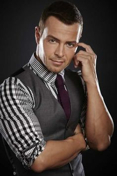 hi joey lawrence why are you so sexy?