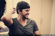 Luke Bryan! Can't wait to see him in concert in October with @Suzi Mastrario