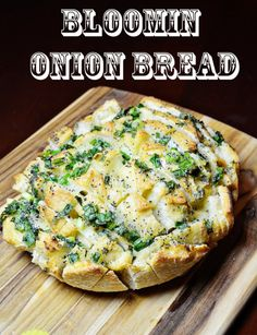 Blooming Onion Bread RECIPE sourdough round loaf, Monterrey jack,