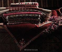 Hutsul embroidery part of the ukrainian carpathians