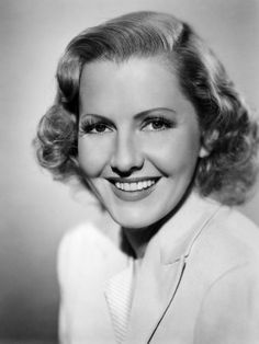 Jean Arthur - one of the funniest women of the movies, during the 30-40s. Love her!
