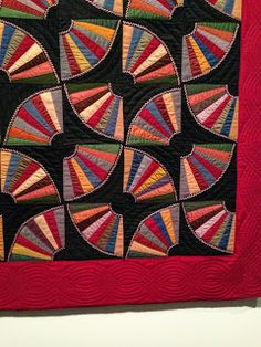 INSPIRED BY ANTIQUE QUILTS - but Modern.