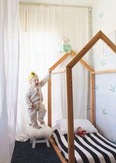 Rustic Kid's Room
