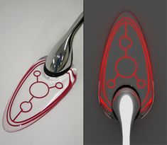'B-Iron 715' Transparent Iron by Dong-Seok Lee & Ji-Hyung Jung » Yanko Design