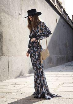 Street Style | Maxi