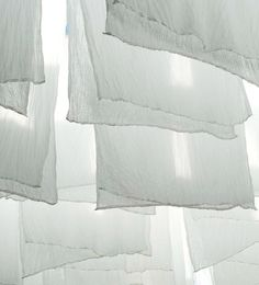 Laundry | #fabric #light #air