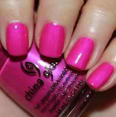 China Glaze Summer Neons '12 - Beach Cruise-r