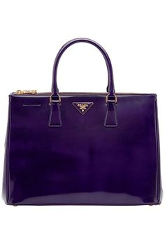 Prada - wow I love this bag, one of my favorite colors