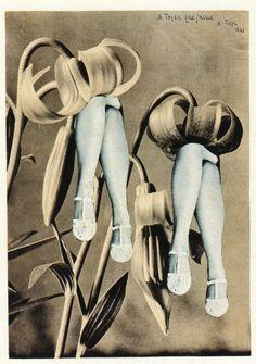 by Karel Teige Untitled, 1941. Collage.