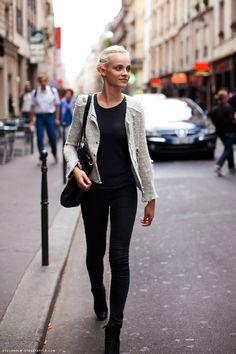 #streetstyle #fashion #models #gintalapina