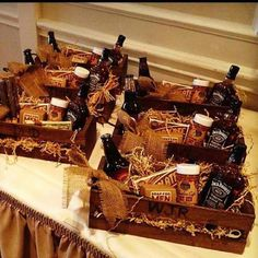 Groomsmen Survival Kit- Groomsmen Gift ideas - don't we always seem to forget the groomsmen?