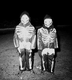 Skeletons - Chicago, 1940's