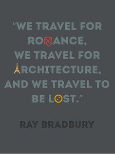 ray bradbury.