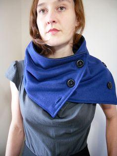 beautiful fabric neck warmers