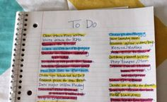 How to get twice as much done by cutting your to-do list in half