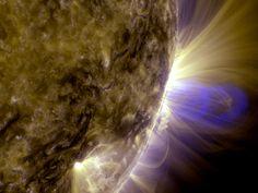 NASA - Flux Ropes on the Sun