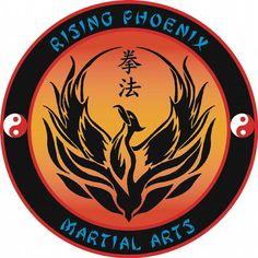 CroppedRising Phoenix LOGO(jpeg).jpg provided by Rising Phoenix Martial Arts New Windsor 12553