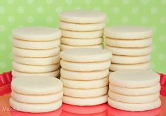 Let's talk about…{rolled} sugar cookies. | Make.Bake.Celebrate