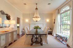 dining rooms, hous pic, dine area, cote de, hous misc, wooden tables, trestle tables, de texa, dining tables