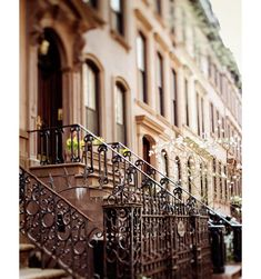 The Apartment - NYC Photograph, Carrie Bradshaw's Apartment in Greenwich Village