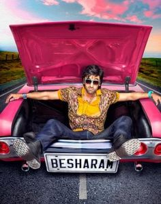 Looks like Ranbir Kapoor is pulling out all stops to create a buzz around his upcoming film, Besharam. Buzz is that RK is taking a month off to promote the film helmed by Abhinav Singh Kashyap. : http://www.washingtonbanglaradio.com/content/94816613-bollywood-hindi-movie-besharam-promoted-ranbir-kapoor