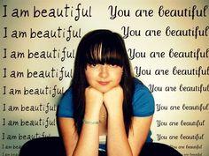 Not realizing how beautiful you were.