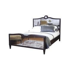 Belle Meade Signature Grayson King Bed in Espresso Luxe