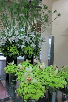 Four Seasons Bangkok ‏ @Four Seasons Hotel Bangkok  #Green flower theme is ready to go out to the #Lobby. #FriFotos twitpic.com/8wv7ny