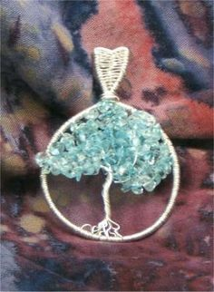 Tree_of_Life ~~ Sterling_BlueTopaz_Pendant_2009