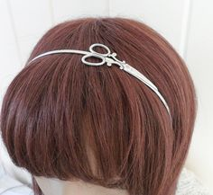 scissor headband