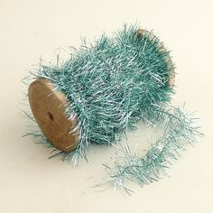 Aqua Blue Tinsel