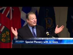 Special Plenary Session with Al Gore