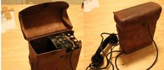 How to Turn an Old WWII Field Phone Into a Bluetooth Handset | The Art of Manliness