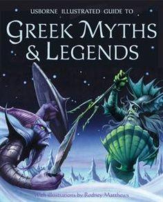 Usborne Books & More. Greek Myths & Legends