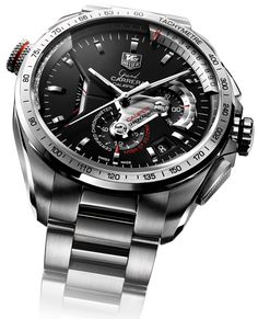 TAG Heuer GRAND CARRERA watch | TAG Heuer