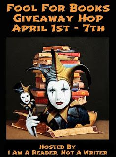 Fool For Books Giveaway Hop! | Live To Read