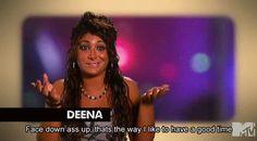 Deena #JerseyShore