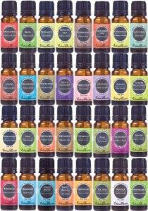 Essential Oil extravaganza - top uses for peppermint, tea tree, lavender, lemon, lemongrass, rosemary and eucalyptus oils