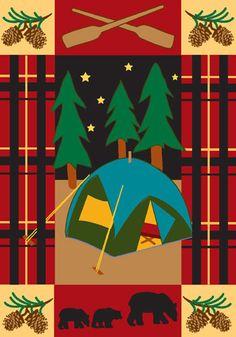 Camping gif