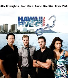 Hawaii Five-O is coming back for Season 3! Yes!!
