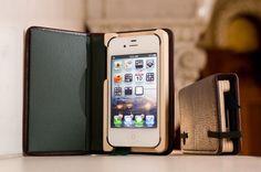 Pad Little Luxury Book iPhone 4 Case   GadgetSin $60