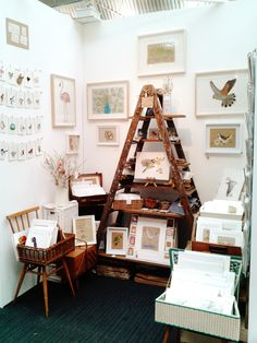 lotus blossom's stand @ country living christmas fair