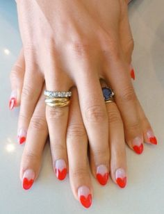 heart nails, heart tip nails, valentine day, nail art designs, nail arts, magazin, nail idea, eva chen, heart designs