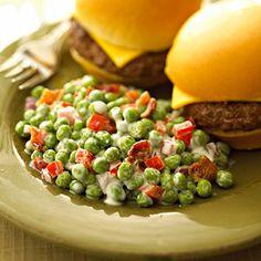 Birds Eye Creamy Pea Salad
