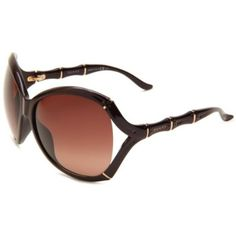 Gucci Women's GUCCI 3509/S Oversized Round Sunglasses - designer shoes, handbags, jewelry, watches, and fashion accessories | endless.com