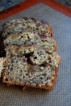 Lovin' From The Oven:Cinnamon Swirl Banana Bread - Lovin' From The Oven