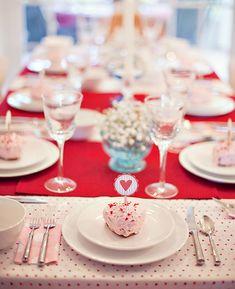 Valentine's Day dinner...