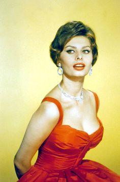 vintag, icon, sophia loren, sofia loren, hollywood glamour, star, beauti