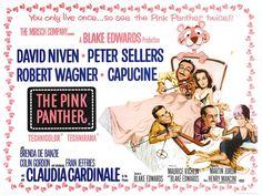 1963 Pink Panther...